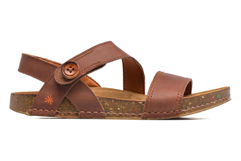 Sandali e scarpe aperte Art We Walk 868 Marrone immagine posteriore