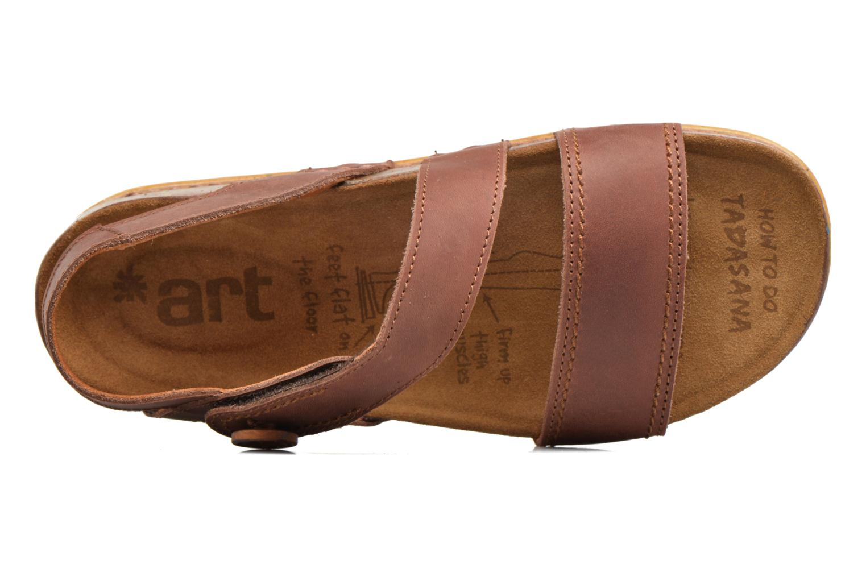 Sandali e scarpe aperte Art We Walk 868 Marrone immagine sinistra