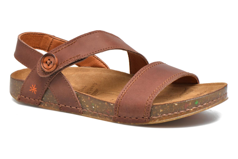 Sandaler Art We Walk 868 Brun detaljeret billede af skoene