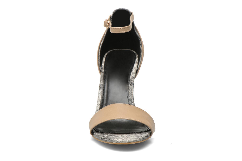Sandali e scarpe aperte Divine Factory Manon Multicolore modello indossato