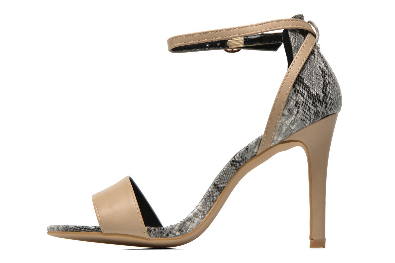 Sandali e scarpe aperte Divine Factory Manon Multicolore immagine frontale