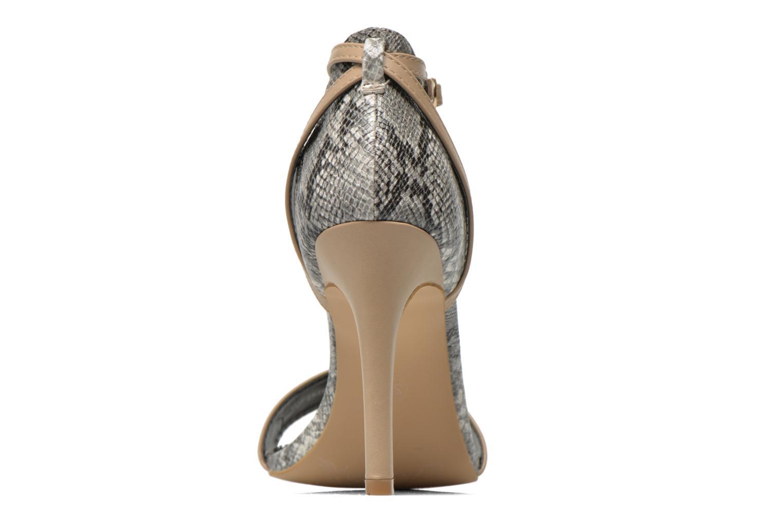Sandali e scarpe aperte Divine Factory Manon Multicolore immagine destra