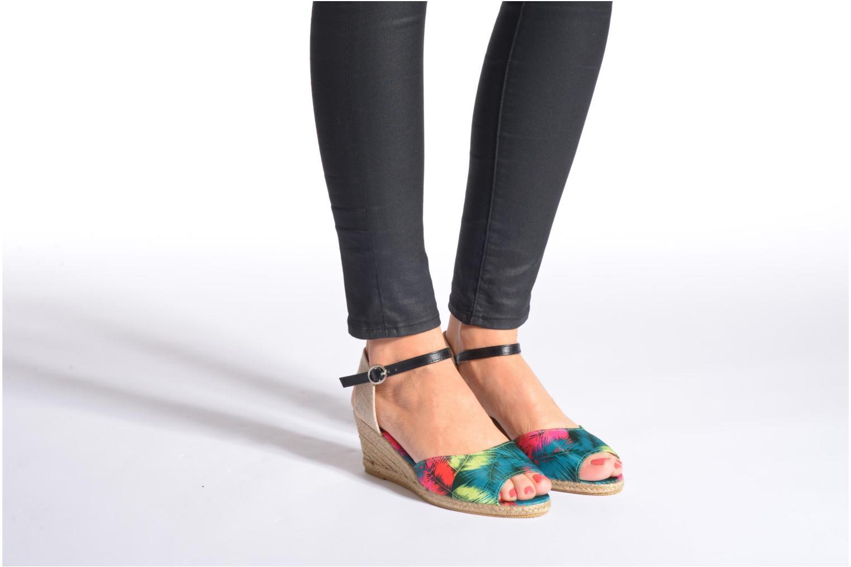 Sandali e scarpe aperte Divine Factory Rosanna Multicolore immagine dal basso