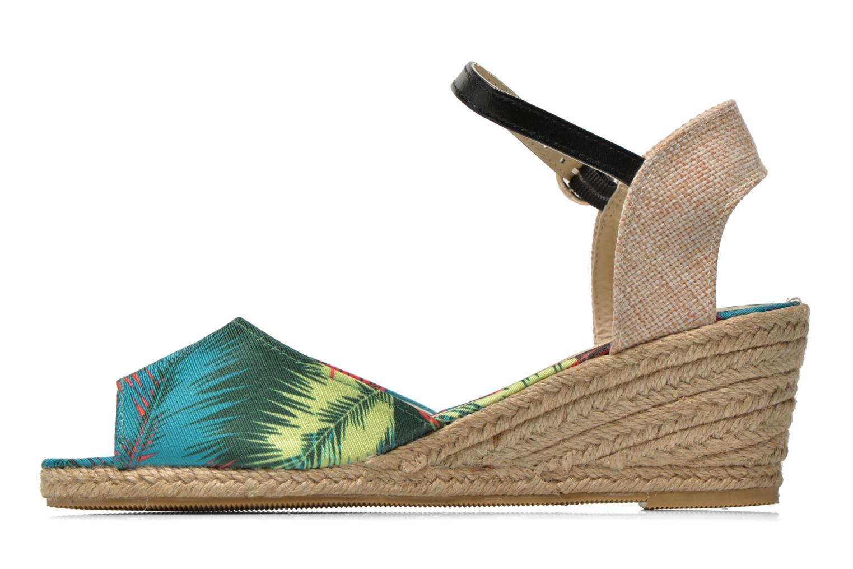 Sandali e scarpe aperte Divine Factory Rosanna Multicolore immagine frontale