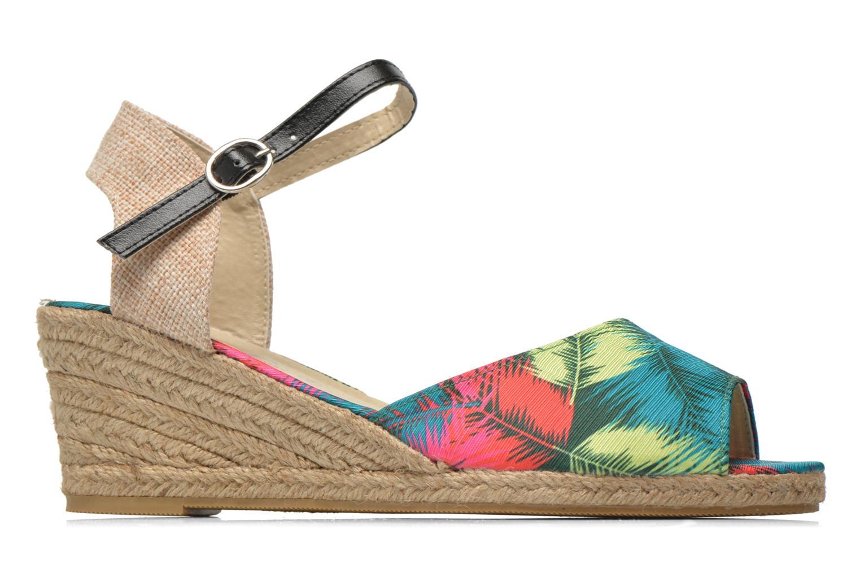 Sandali e scarpe aperte Divine Factory Rosanna Multicolore immagine posteriore