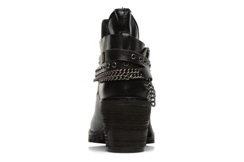 Bottines et boots Les Tropéziennes par M Belarbi Letos Noir vue droite