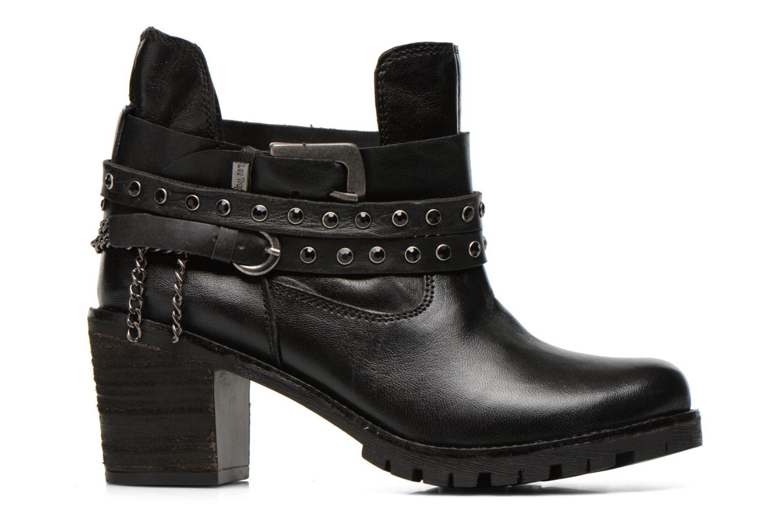 Bottines et boots Les Tropéziennes par M Belarbi Letos Noir vue derrière