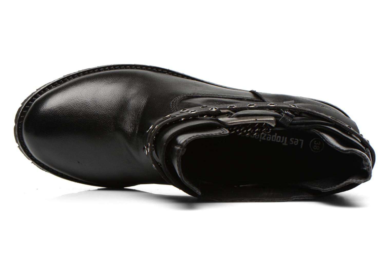 Bottines et boots Les Tropéziennes par M Belarbi Letos Noir vue gauche