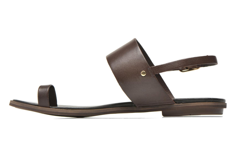 Sandales et nu-pieds Vagabond Shoemakers NATALIA 4108-201 Marron vue face