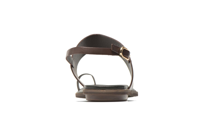 Sandales et nu-pieds Vagabond Shoemakers NATALIA 4108-201 Marron vue droite