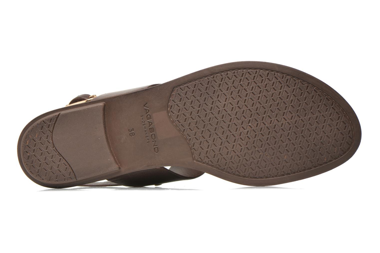 Sandales et nu-pieds Vagabond Shoemakers NATALIA 4108-201 Marron vue haut