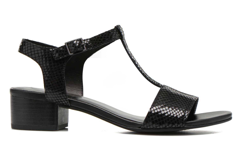 Sandales et nu-pieds Vagabond GAIA 4135-108 Noir vue derrière