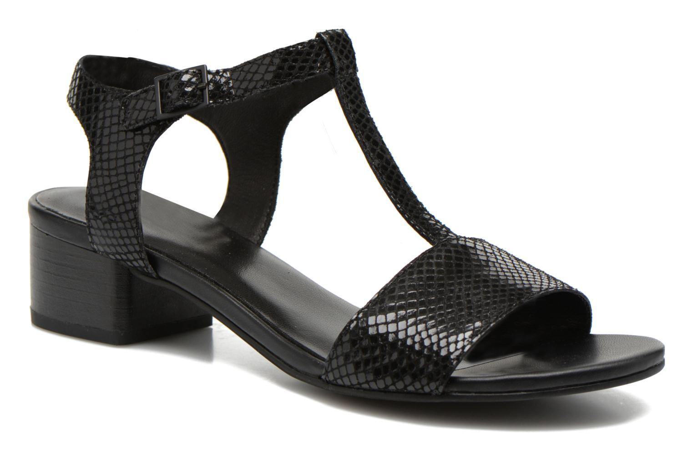 Sandales et nu-pieds Vagabond GAIA 4135-108 Noir vue détail/paire