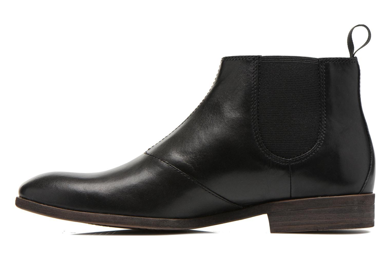 Ankle boots Vagabond HUSTLE 4163-001 Black front view