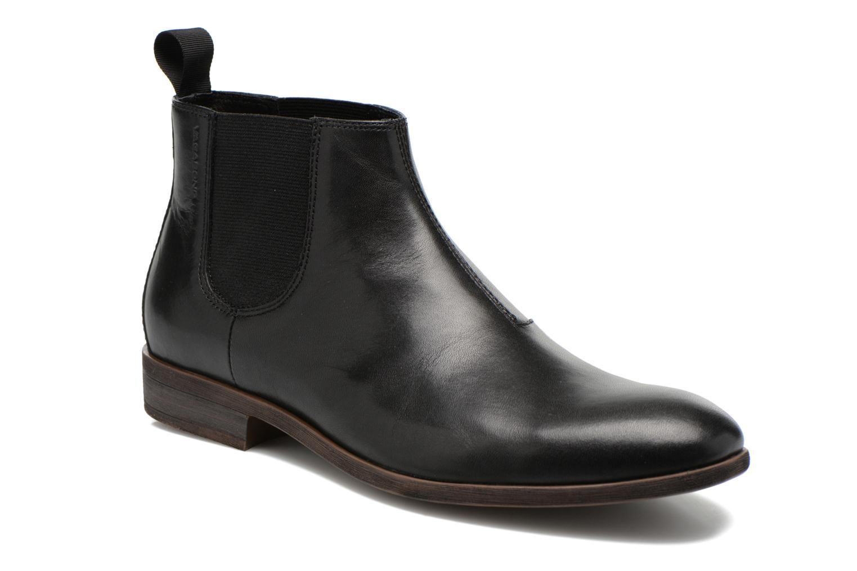 Marques Chaussure homme Vagabond homme LINHOPE CHELSEA 4370-101 Black