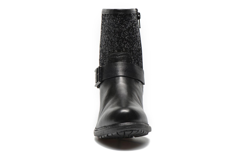 Bottines et boots Initiale Paris Carnaby Noir vue portées chaussures