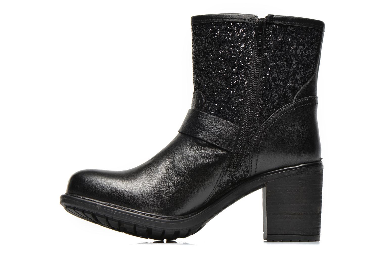 Bottines et boots Initiale Paris Carnaby Noir vue face