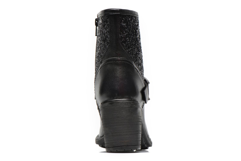 Bottines et boots Initiale Paris Carnaby Noir vue droite