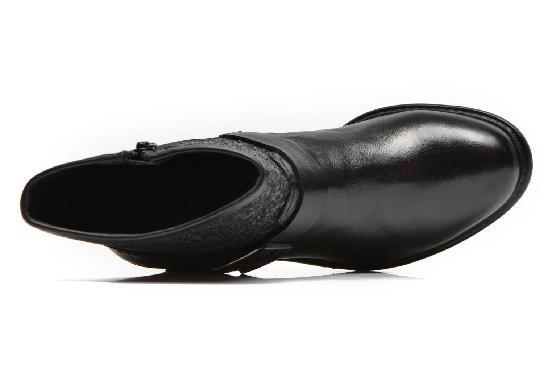 Boots en enkellaarsjes Initiale Paris Carnaby Zwart links