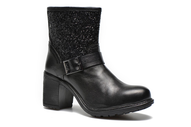 Bottines et boots Initiale Paris Carnaby Noir vue détail/paire