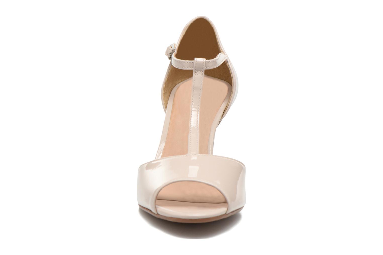 Sandals JB MARTIN Eclair Beige model view