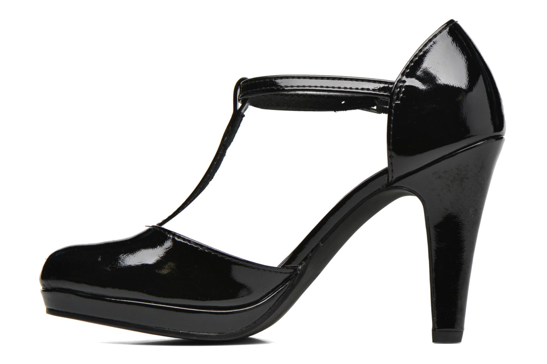 Zapatos de tacón Marco Tozzi Talia Negro vista de frente
