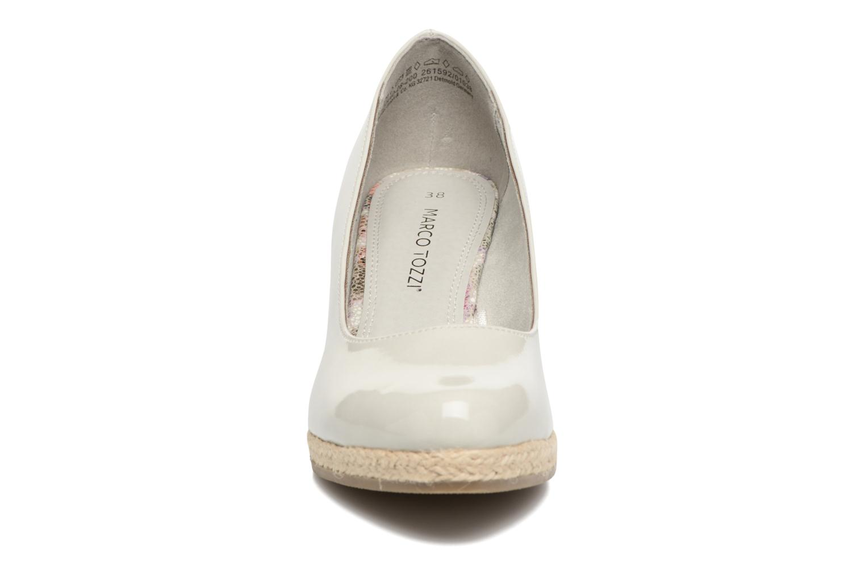 Escarpins Marco Tozzi Lanily Gris vue portées chaussures