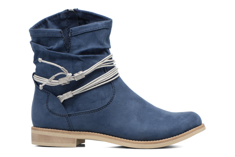 Bottines et boots Marco Tozzi Chloey 2 Bleu vue derrière