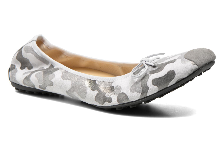 Grandes descuentos últimos - zapatos Elizabeth Stuart Lacq 980 (Gris) - últimos Bailarinas Descuento ae408f