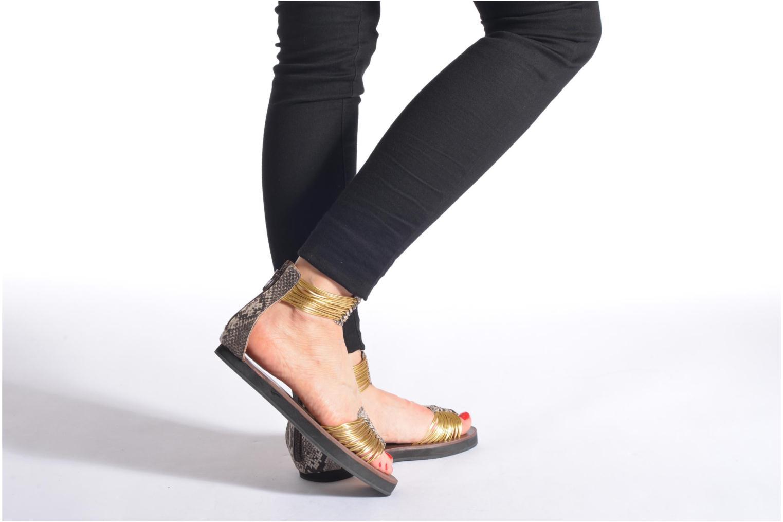 Sandali e scarpe aperte Elizabeth Stuart Pexy 871 Grigio immagine dal basso
