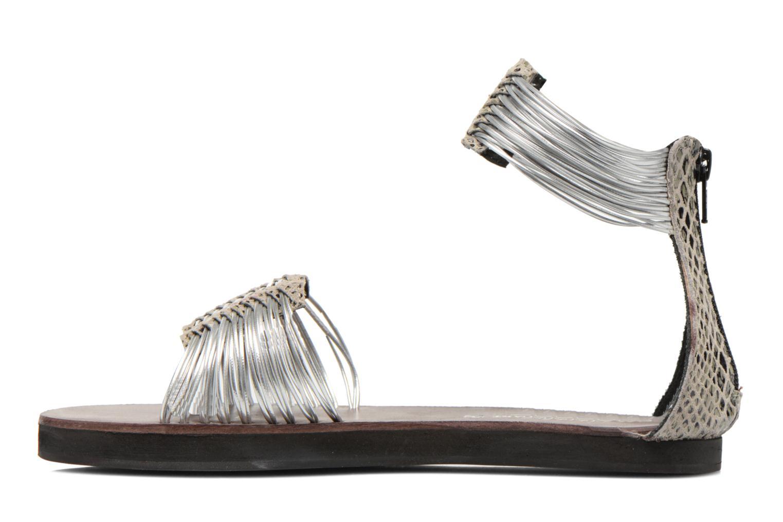 Sandali e scarpe aperte Elizabeth Stuart Pexy 871 Grigio immagine frontale