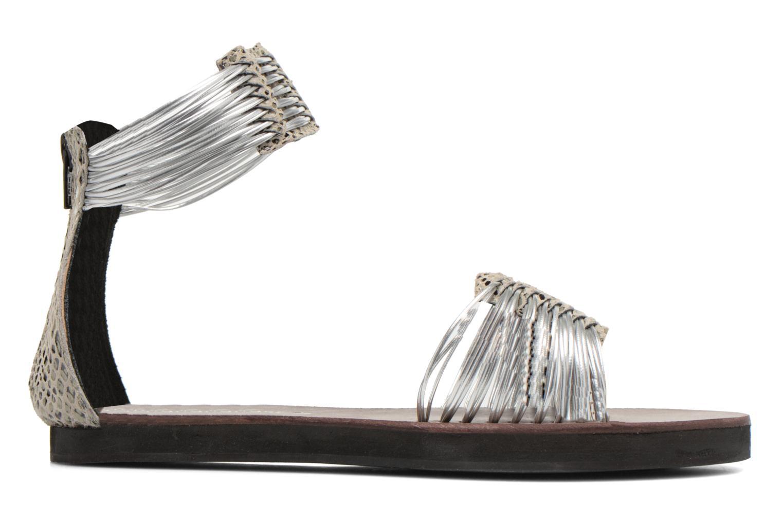 Sandali e scarpe aperte Elizabeth Stuart Pexy 871 Grigio immagine posteriore