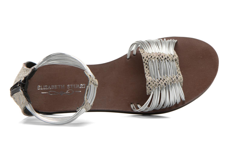 Sandali e scarpe aperte Elizabeth Stuart Pexy 871 Grigio immagine sinistra