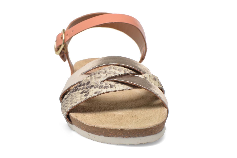 Sandales et nu-pieds Elizabeth Stuart Setif 882 Multicolore vue portées chaussures