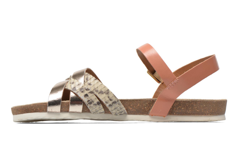 Sandales et nu-pieds Elizabeth Stuart Setif 882 Multicolore vue face