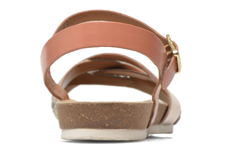 Sandales et nu-pieds Elizabeth Stuart Setif 882 Multicolore vue droite