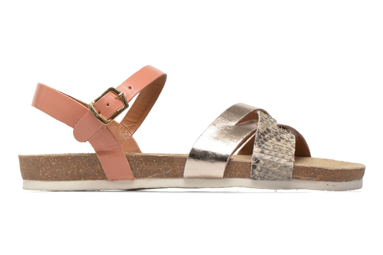 Sandales et nu-pieds Elizabeth Stuart Setif 882 Multicolore vue derrière