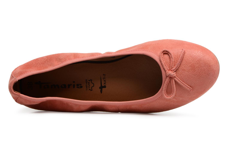 Ballerina's Tamaris Tolama Roze links