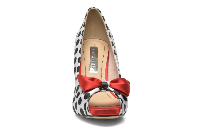 Escarpins Tamaris Jolia Multicolore vue portées chaussures