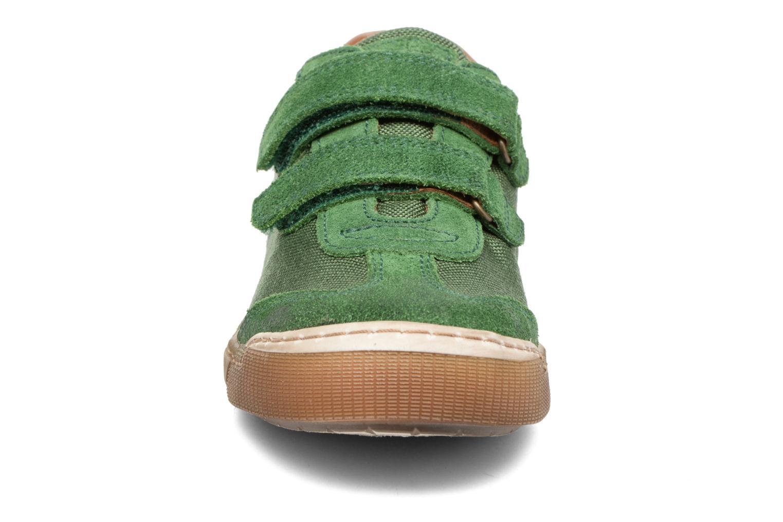 Baskets Bisgaard Christiansen Vert vue portées chaussures