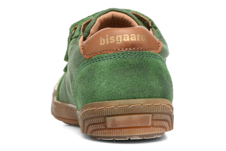 Baskets Bisgaard Christiansen Vert vue droite