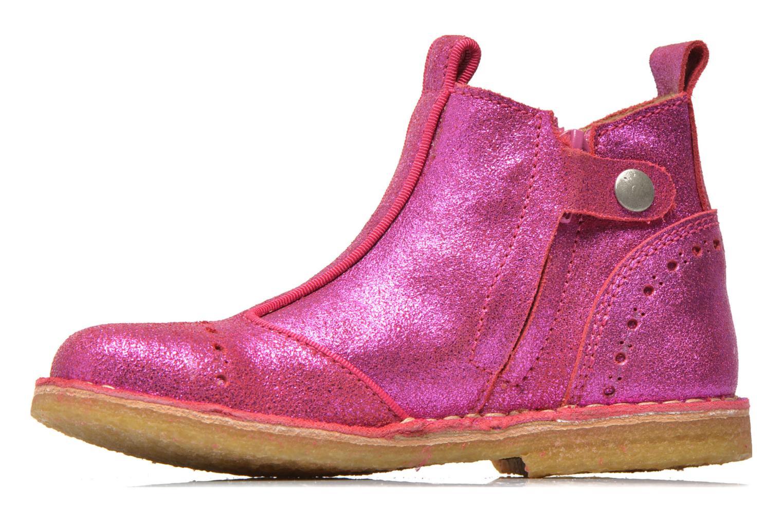 Bottines et boots Bisgaard jetty Rose vue face