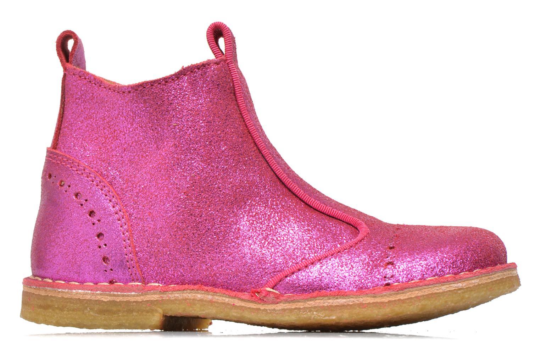 Bottines et boots Bisgaard jetty Rose vue derrière