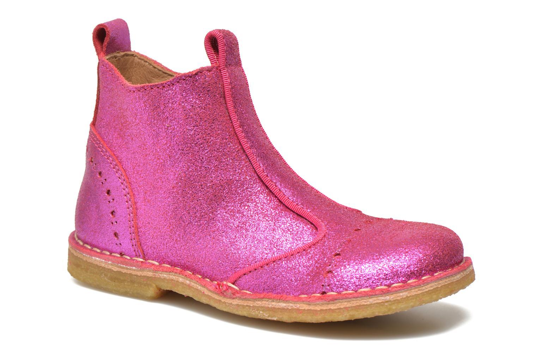 Bottines et boots Bisgaard jetty Rose vue détail/paire