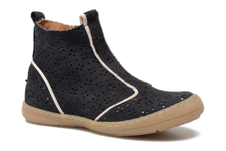 Bottines et boots Bisgaard Anndrea Bleu vue détail/paire