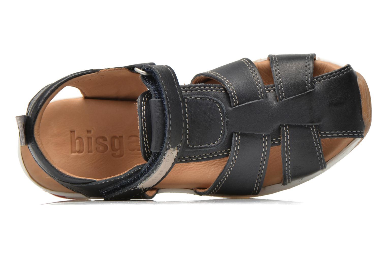 Sandales et nu-pieds Bisgaard Bent Bleu vue gauche