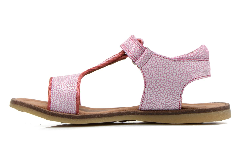 Sandales et nu-pieds Bisgaard Phoebe Rose vue face