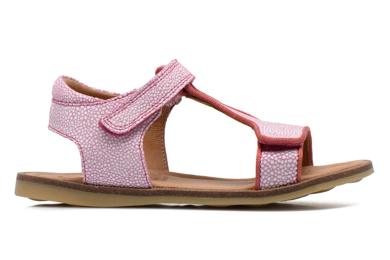 Sandales et nu-pieds Bisgaard Phoebe Rose vue derrière