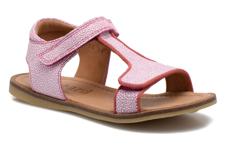Sandales et nu-pieds Bisgaard Phoebe Rose vue détail/paire
