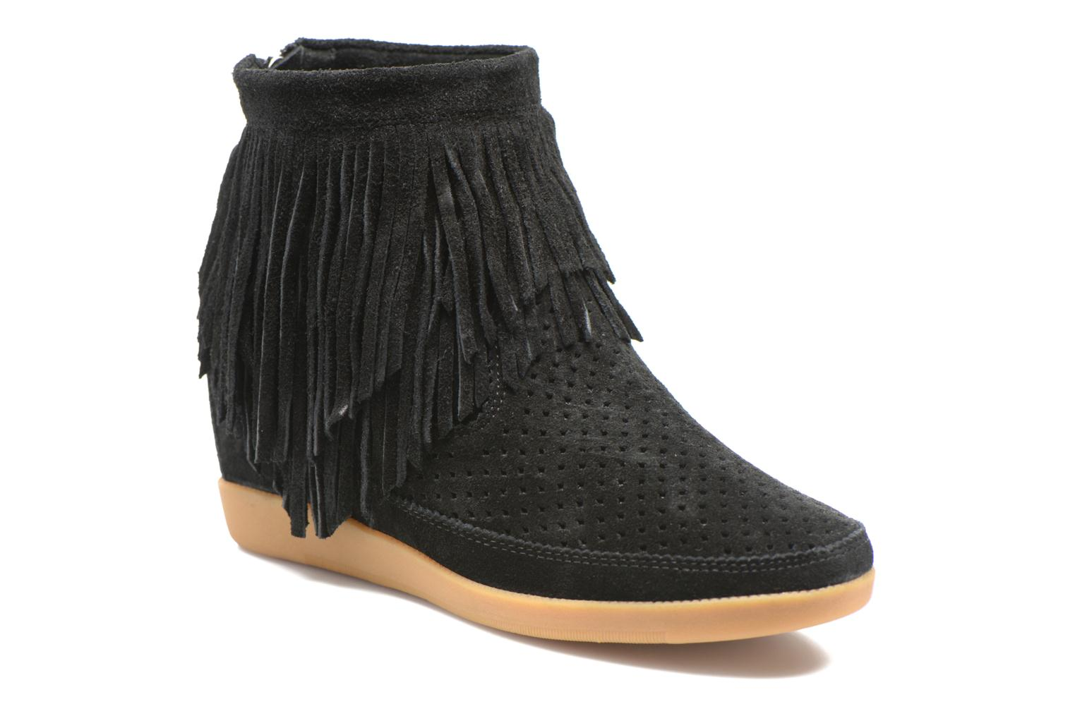Emmy Fringes Black